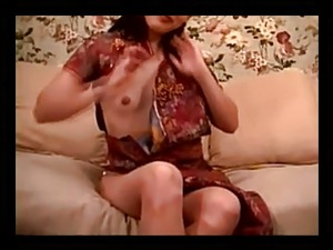 Ly is a hot Chinese Asian  prostate has no tits but still so hot